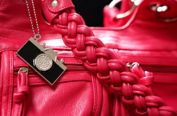 Bag Charm Wide Smll