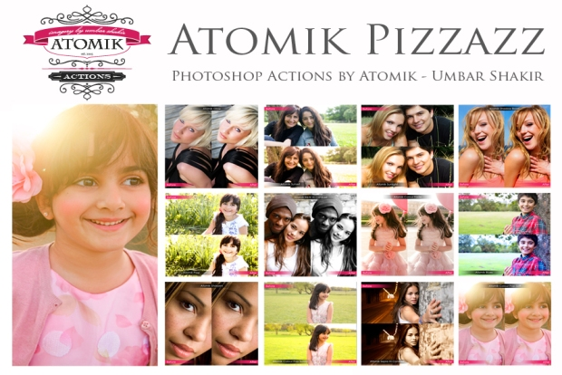 Atomik Pizzazz Advert